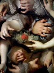 Nicolas De Largillière-Étude de main