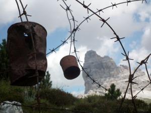 il museo della guerra - monte piana